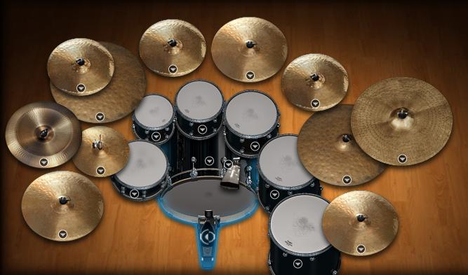 Superior Drummer N.Y. Avatar Kit