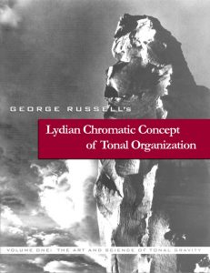 Lydian Chromatic Concept of Tonal Organisation (cover)